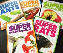Nature's Superheroes, Jump!